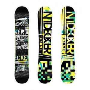 Deska Snowboardowa Nidecker Score