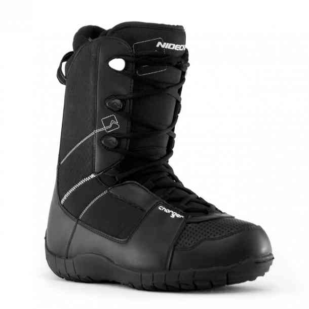 Nidecker Boots Charger Black