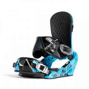 Wiązanie Snowboardowe Nidecker Evol Blue