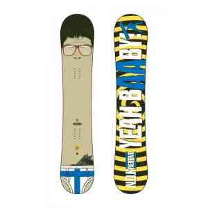 Deska Snowboardowa Nidecker Antti Autti