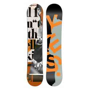 Yes The Public Snowboard