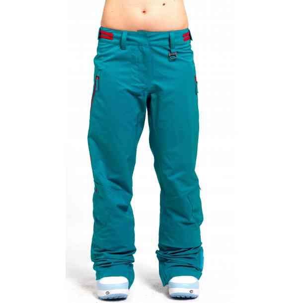 Damskie Spodnie Snowboardowe Oxbow Radwan Mint