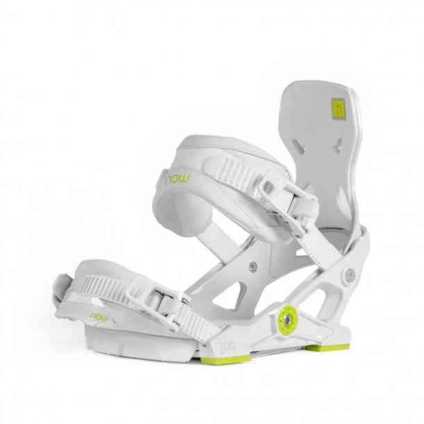 Wiązania Snowboardowe NOW IPO White L - INTERSNOWSnowflake Ipo Date