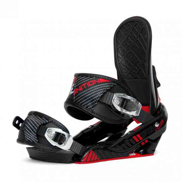 Wiązania Snowboardowe Nidecker Ignition bl/red