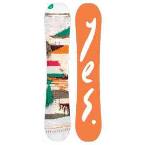 Deska Snowboardowa Yes  Emoticon 143