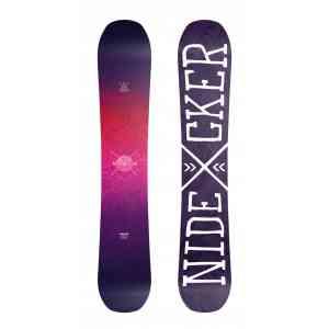 Deska Snowboardowa Nidecker Angel 141