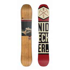 Deska  Snowboardowa  Nidecker  Escape  156