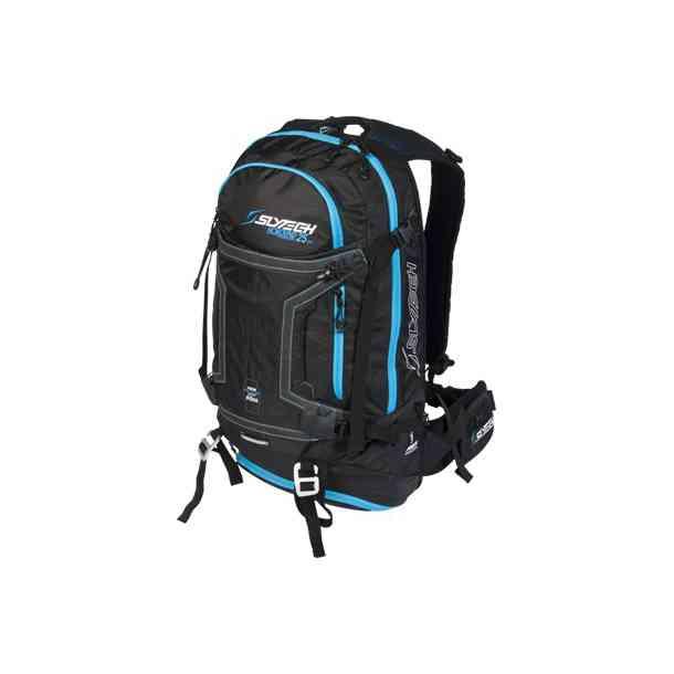 Plecak snowboardowy z ochraniaczem Slytech Pro Nobound 25 R.A.S.