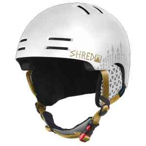 Kask SHRED SLAM-CAP WHITE OUT M+/XL (57-61)