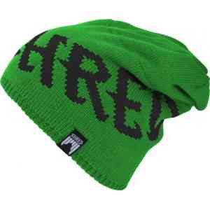 Czapka Shred EMPIRE BEANIE GREEN