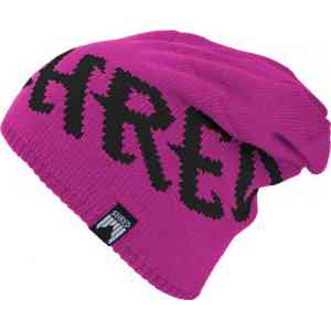 Czapka  Shred EMPIRE BEANIE PINK