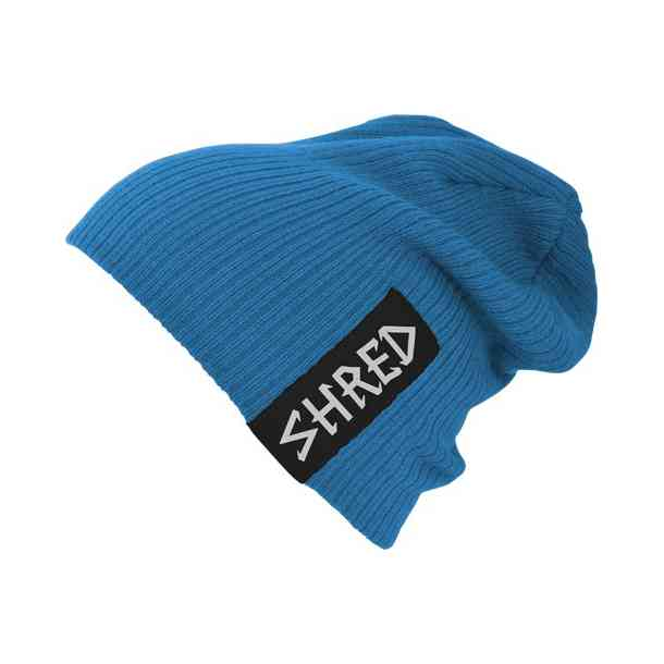 Shred PARK BEANIE BLACK