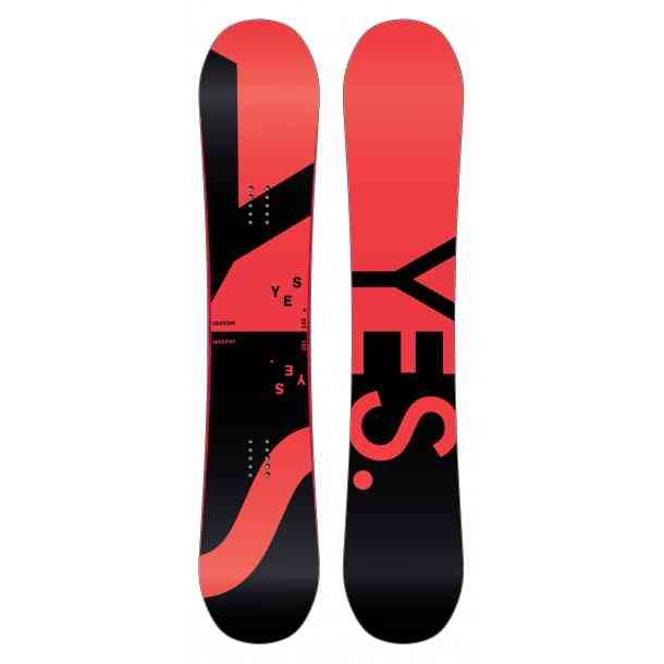 Deska Snowboardowa Yes Jackpot