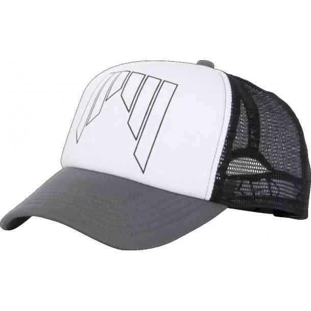 Shred TRUCKER CAP BLACK/WHITE