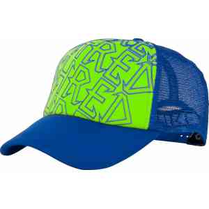 Czapka Shred TRUCKER CAP BLUE/GREEN