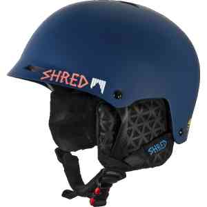 Helmet SHRED HALF BRAIN D-LUX NEEDMORESNOW M+/XL (57-61)