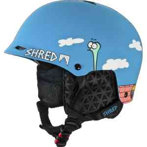 Kask  SHRED  HALF  BRAIN  D-LUX THE GUY M+/XL  (57-61)