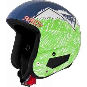 Helmet SHRED MEGA BRAIN BUCKET RH NEEDMORESNOW M/L (57-60)