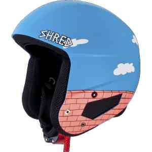Kask  SHRED  MEGA  BRAIN  BUCKET  RH  THE GUY M/L  (57-60)