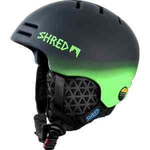 Kask  SHRED  SLAM-CAP  NoSeason DARK FADER GREEN M+/XL  (57-61)