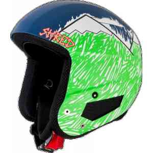 Kask  SHRED  BRAIN  BUCKET  NEEDMORESNOW S/M (56/58)
