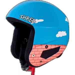 Kask  SHRED  BRAIN  BUCKET  THE GUY S/M (56/58)
