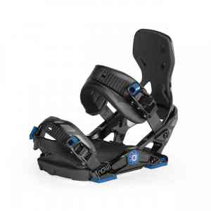 Wiązania Snowboardowe NOW IPO Black/Blue M
