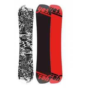 Deska  Snowboardowa  Yes    The  Greats  158