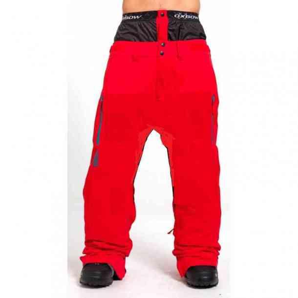Spodnie  Snowboardowe  Oxbow  Roby  Pant  Red  M
