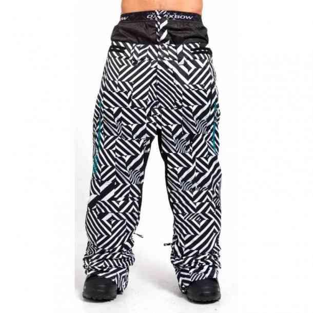 Spodnie  Snowboardowe  Oxbow  Reiner  Pant  Black  M