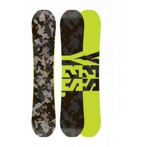 Deska  Snowboardowa  Yes Optimistic 158