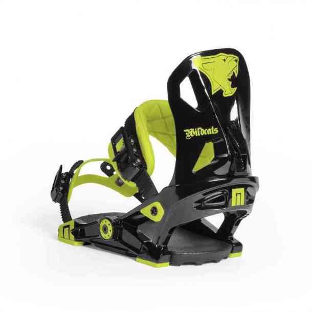 Wiązania Snowboardowe NOW IPO Wildcats Edition L
