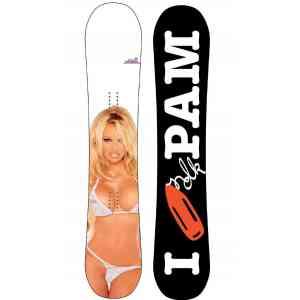 Deska Snowboardowa Nidecker Pam