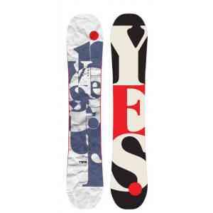 Deska Snowboardowa Yes Typo
