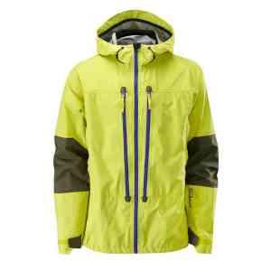 Men's Westbeach Faber Yolk Yellow Snowboard Jacket