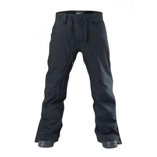 Męskie Spodnie Snowboardowe Westbeach Hunter Black