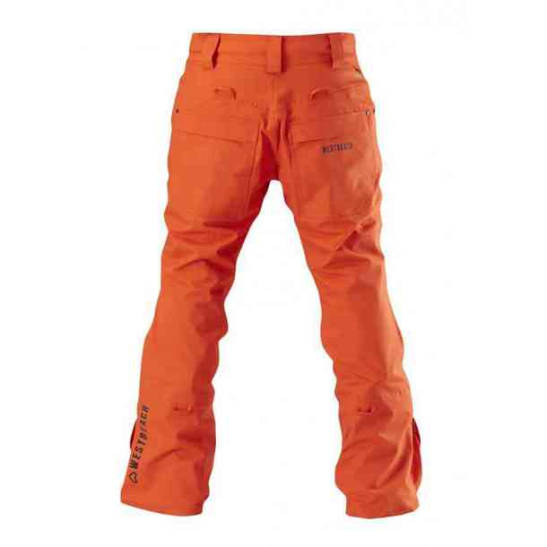 Męskie Spodnie Snowboardowe Westbeach Hunter Flame