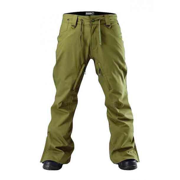 Męskie Spodnie Snowboardowe Westbeach Hunter Olive