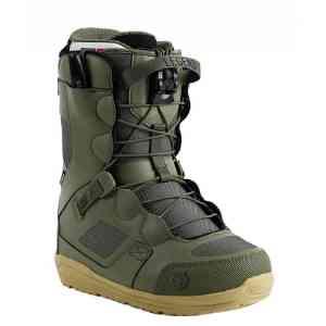Mens Northwave Legend Black Snowboard Boots