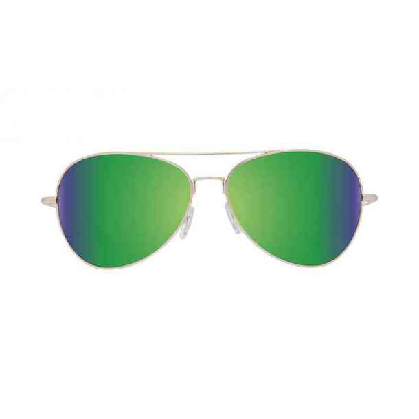 Okulary przeciwsłoneczne Spy Whistler (gold happy bronze/green spectra)