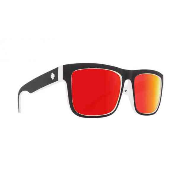 Okulary Przeciwsłoneczne Spy Discord Whitewall- Happy Gray Green w/Red Spectra
