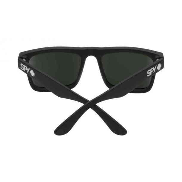 Okulary przeciwsłoneczne Spy Atlas (soft matte black/happy gray green)