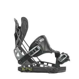 Wiązania Snowboardowe Flow NX2-GT Hybrid Black