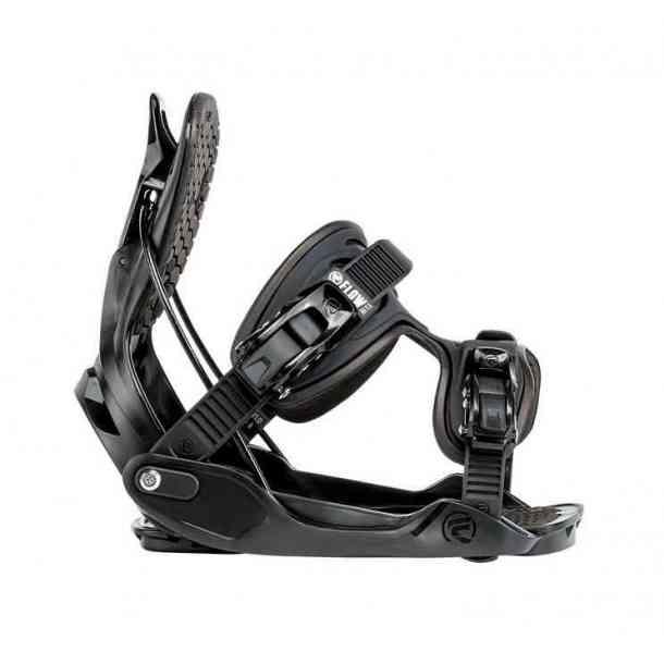 Flow Snowboard Bindings Minx Black