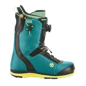 Flow Tracer H-Lock Coiler Teal  Snowboard Boots