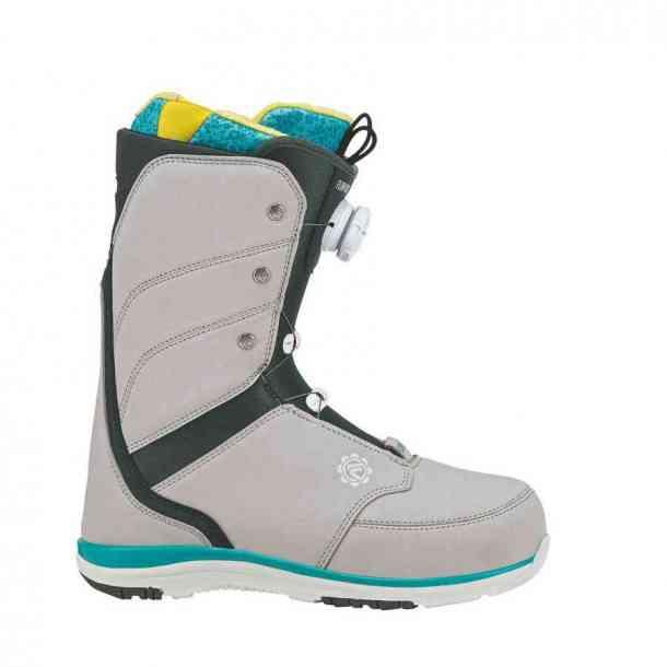 Buty Snowboardowe Flow Onyx Coiler Grey