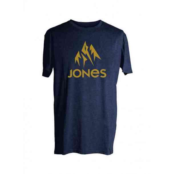 Koszulka Jones Truckee Tee Navy Heather