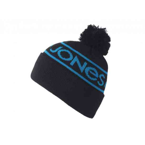 Czapka Jones Beanie Chamonix Black/Blue