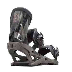 Snowboard Bindings Now Drive Olive by Jeremy Jones
