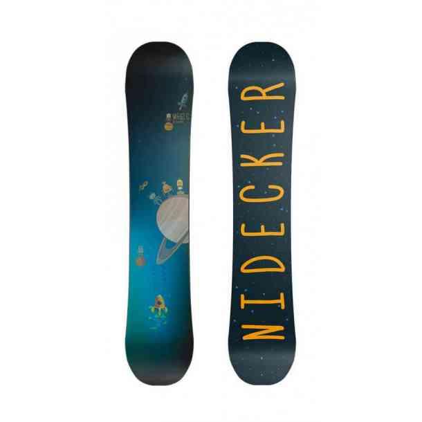 Deska Snowboardowa Nidecker Magic